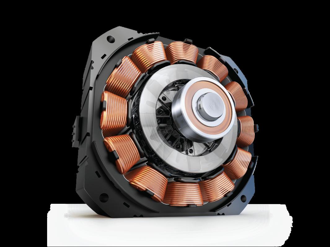 موتور فوق هوشمند مجهز به اینورتر