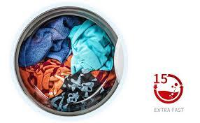 برنامه شستشوی سریع در ماشین لباسویی بکو 8 کیلو